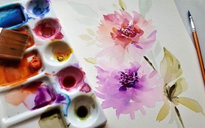 aquarell malen