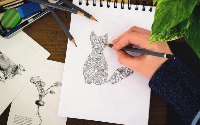 Zeichnen Ideen – Die 10 besten Motive zum Zeichnen