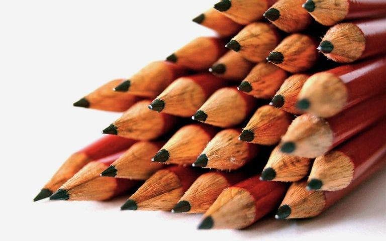 Bleistift Härtegrade und deren Verwendung fürs Zeichnen
