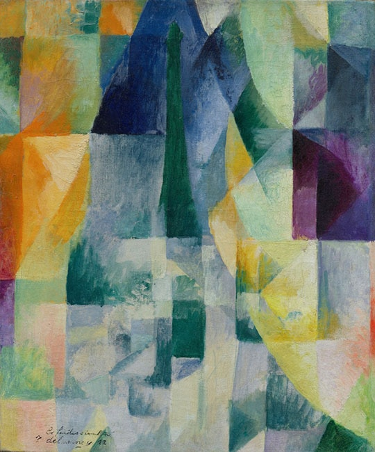 robert delaunay kubismus