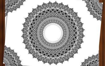 Mandala malen – Anleitung für deine ersten Mandala Bilder