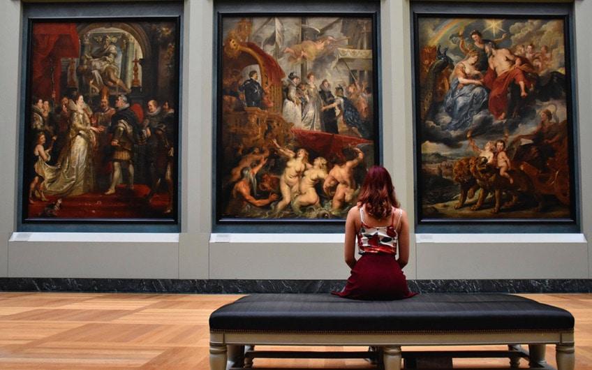 26 berühmte Gemälde und Bilder aus allen Kunstepochen