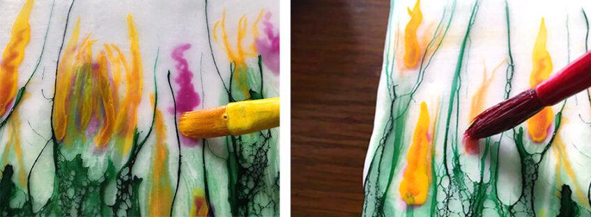 encaustic wachs farben