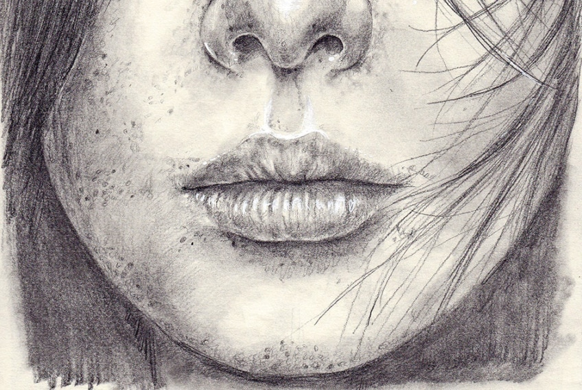 Portrait Zeichnen Lernen Anleitung Schritt Für Schritt