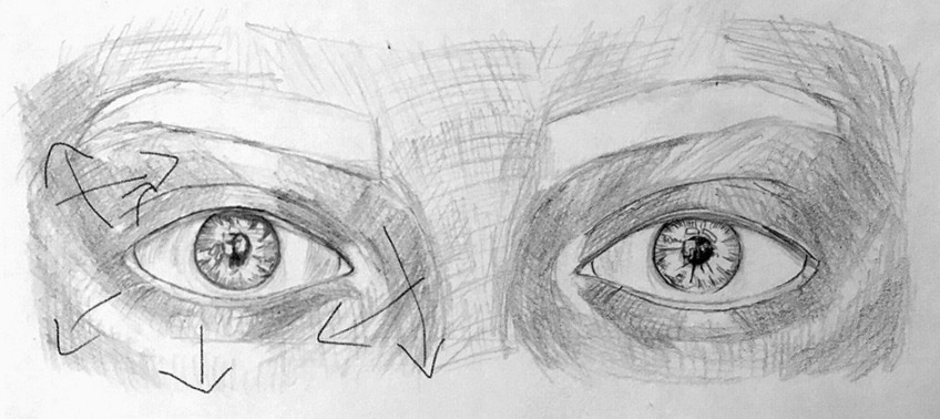 Augen Zeichnen Lernen Step By Step