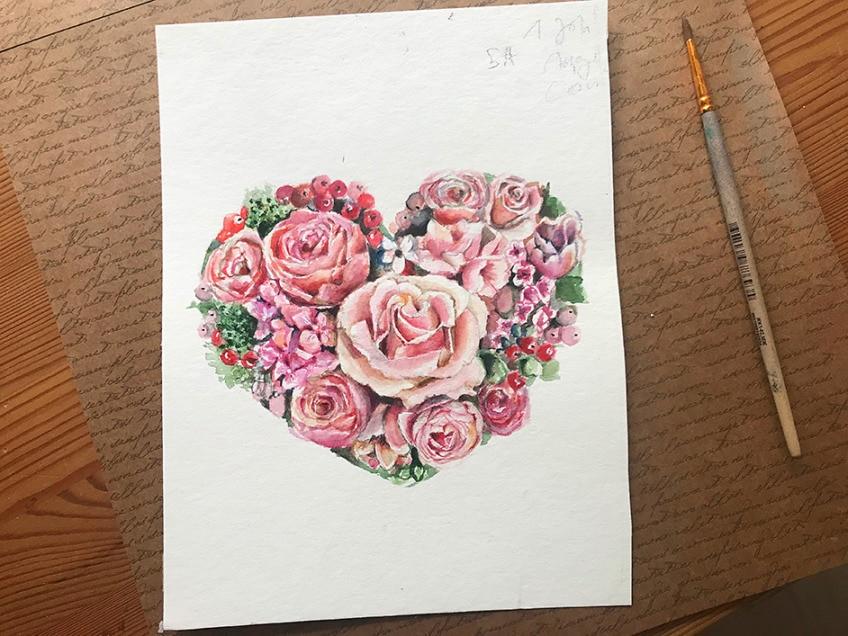 rosen malen