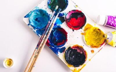 Farben mischen – Die 30 besten Tipps für gelungene Farbtöne