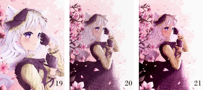 manga zeichnen arbeitsschritte 7