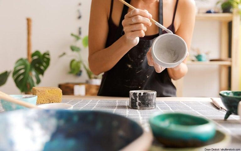 Porzellan und Keramik bemalen – Anleitung und Inspirationen