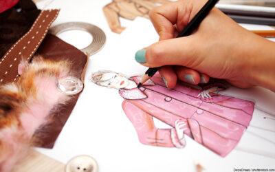 Modezeichnung Anleitung – Deine eigene Fashion Illustration zeichnen