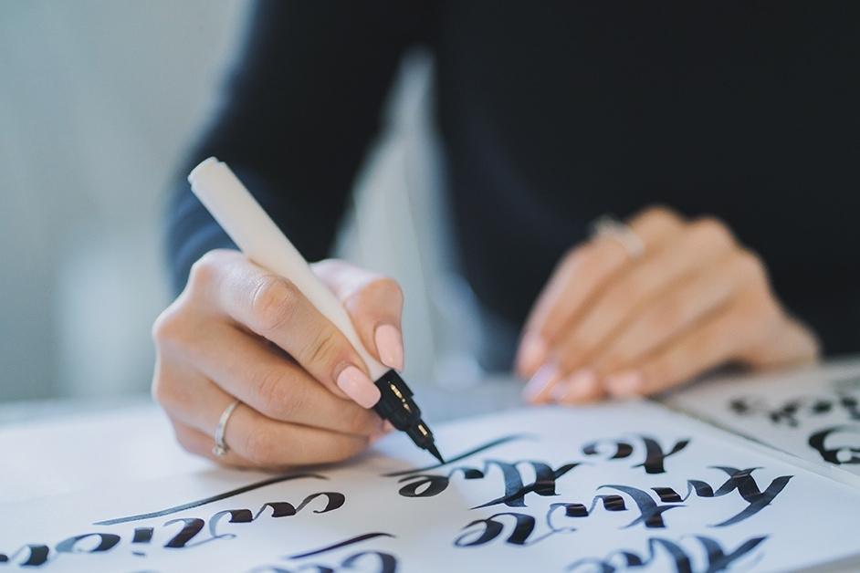 kalligraphie uebungsblaetter