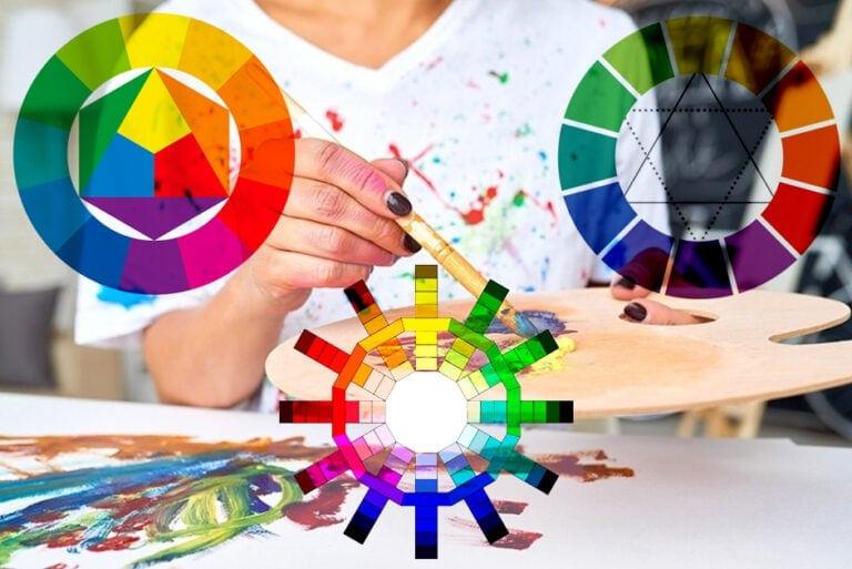 Farbkreis einfach erklärt – Dein umfangreicher Farbenlehre Ratgeber