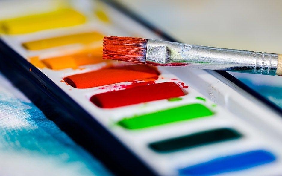 farbkreis welche farben passen zusammen