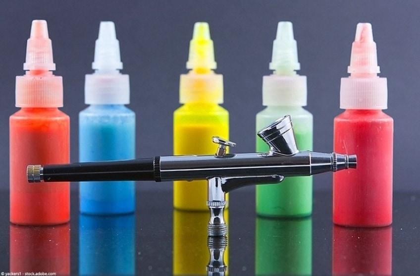 airbrush farben kaufen