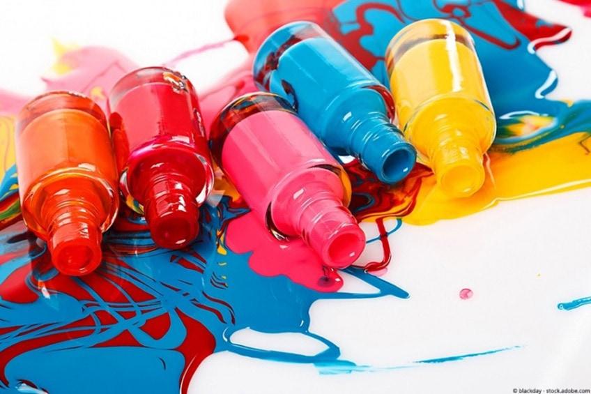 airbrush farben mischen