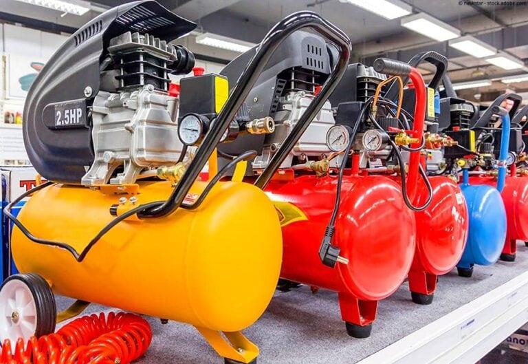 Airbrush Kompressor – Übersicht der besten Geräte sowie Tipps und Tricks