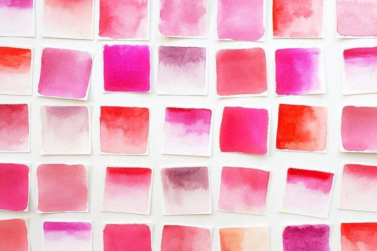 Pink mischen – Deine Anleitung für schöne Pinktöne