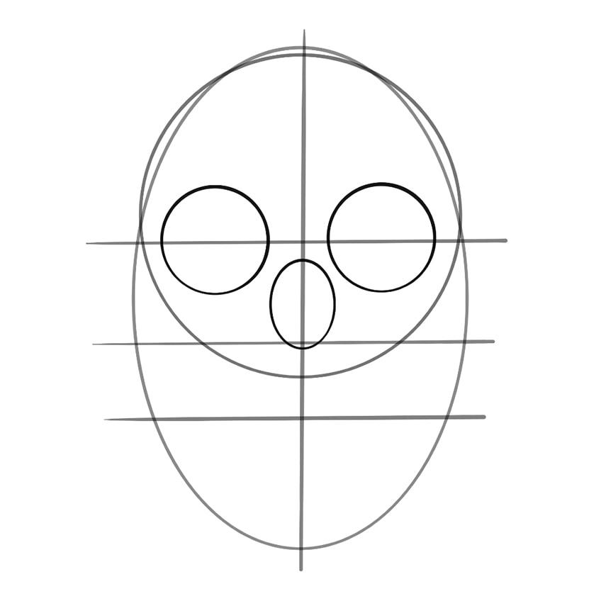 totenkopf zeichnen 07