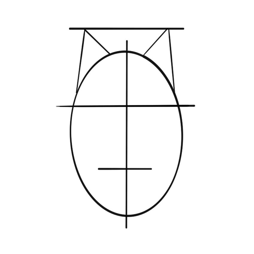 wolf zeichnen schritt 04