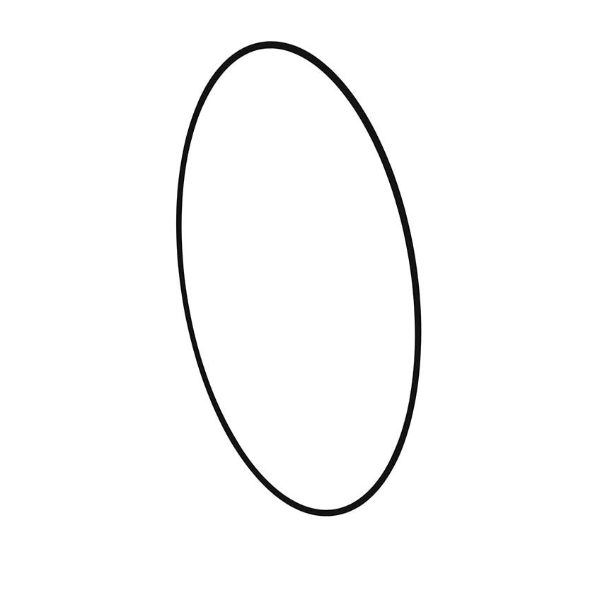 pinguin zeichnen schritt 01