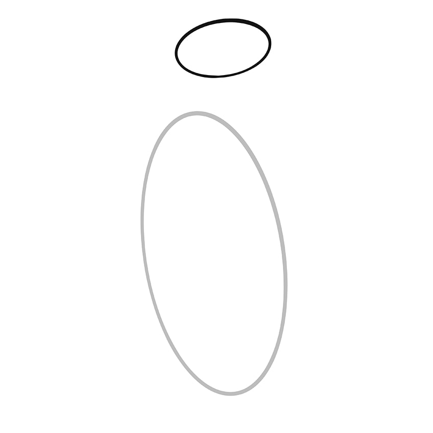 pinguin zeichnen schritt 02