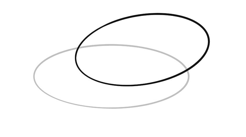 schwan zeichnen schritt 02