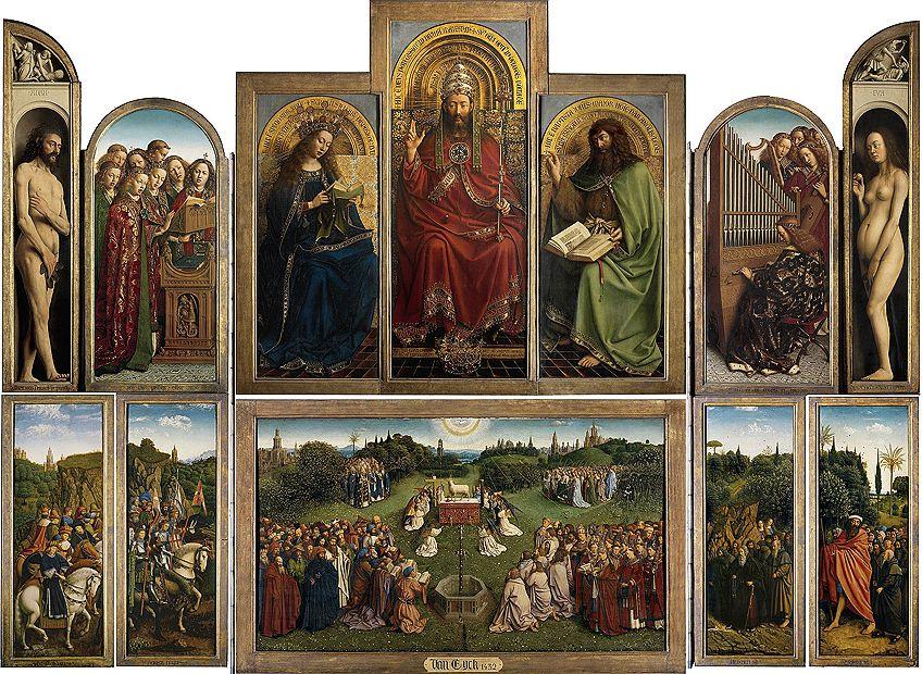 renaissance altar malerei
