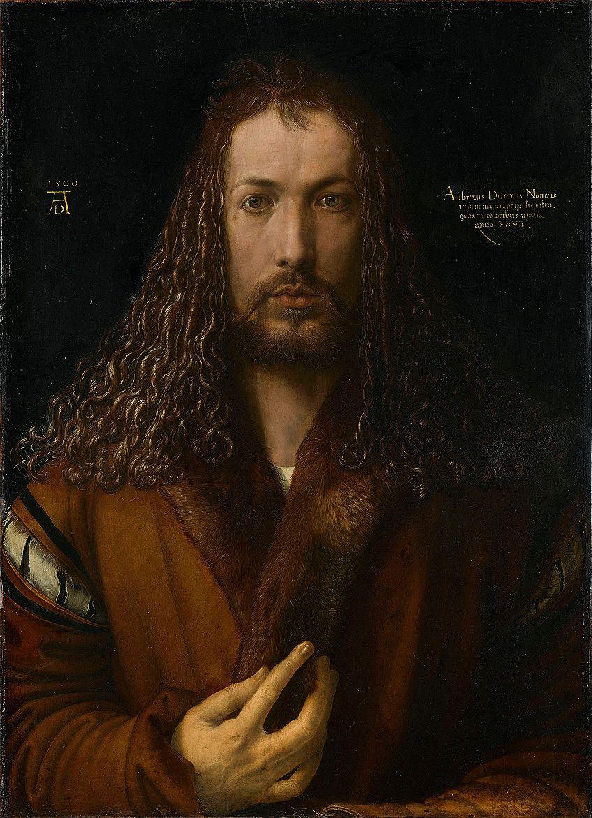 renaissance selbstporträt