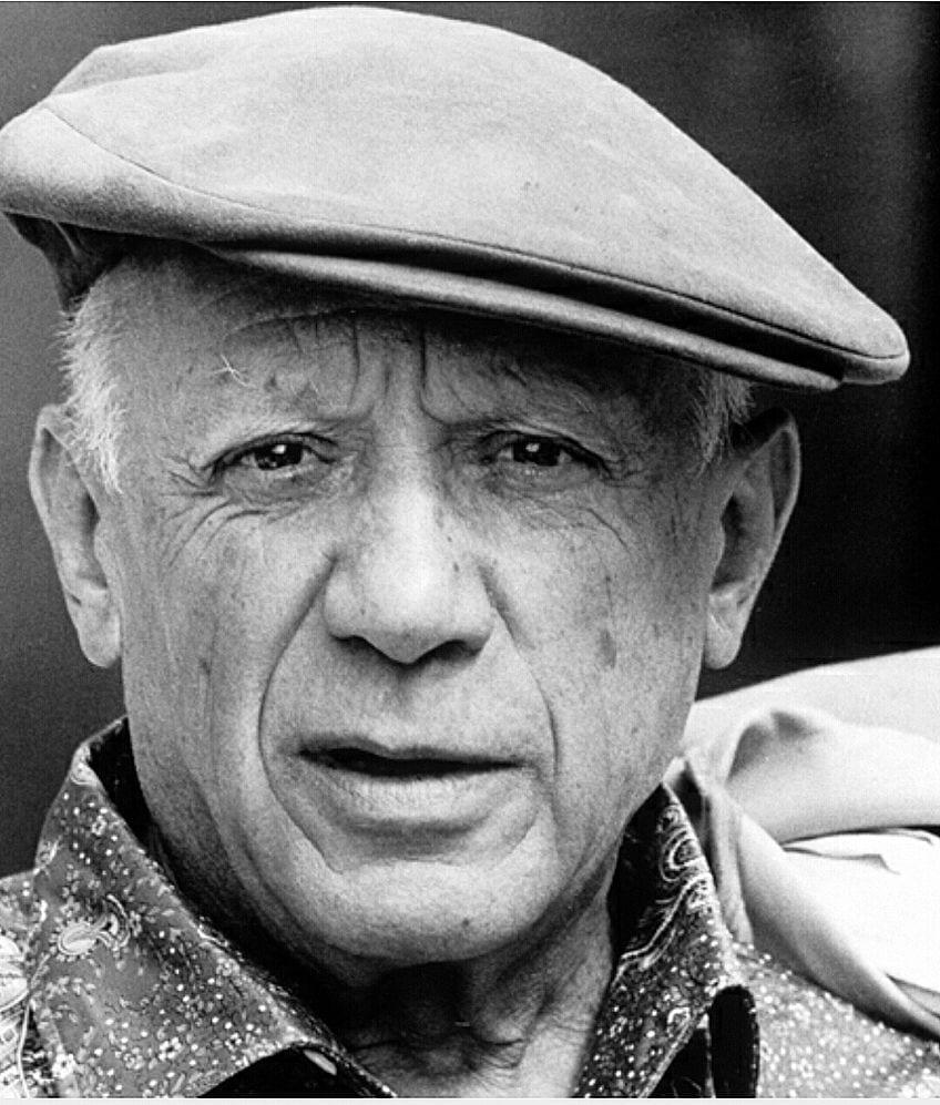 Pablo Picasso Surrealism Art