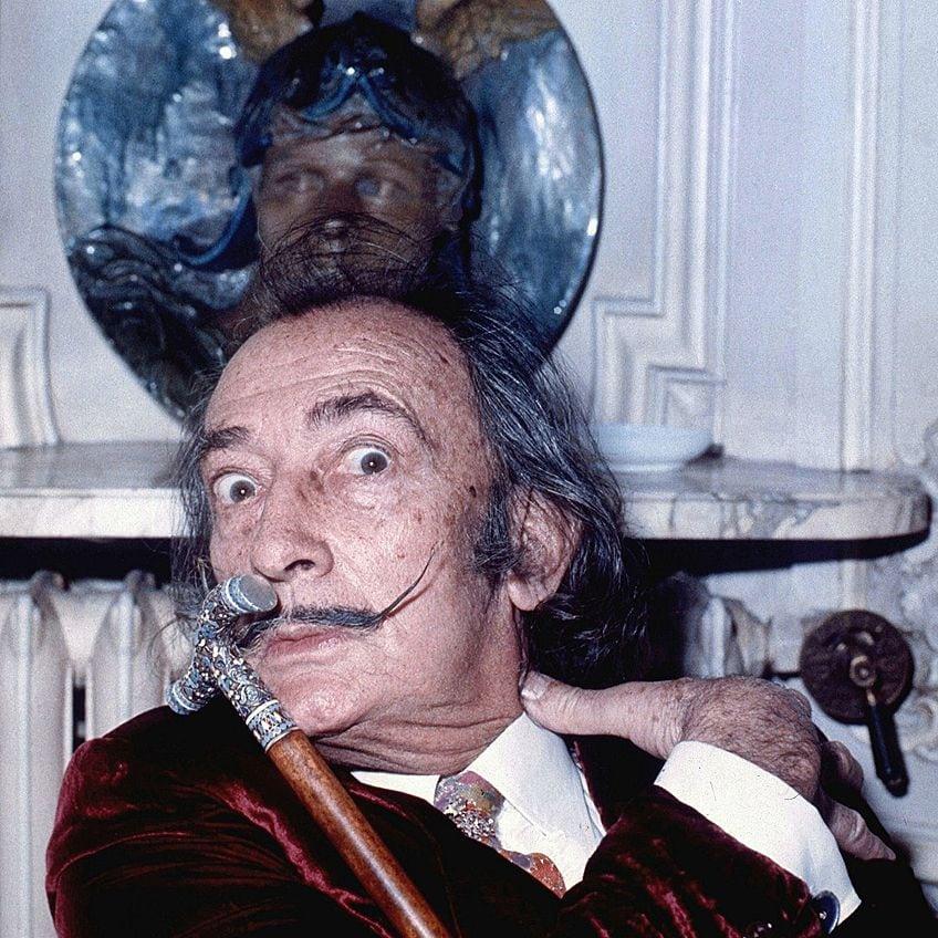 Salvador Dali Surrealismus