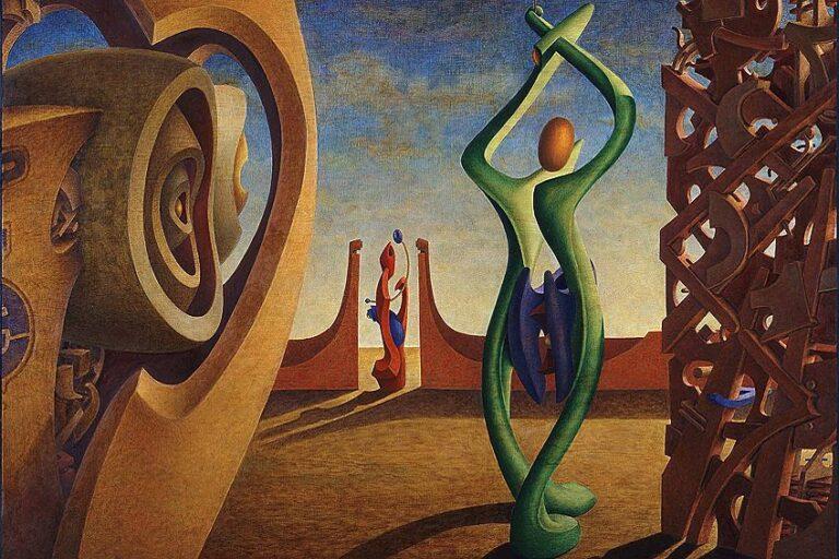 Surrealismus Kunst – Einblick in die Kunstbewegung des Surrealismus