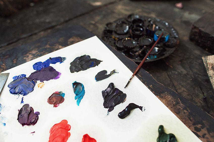 welche farbe passt zu schwarz