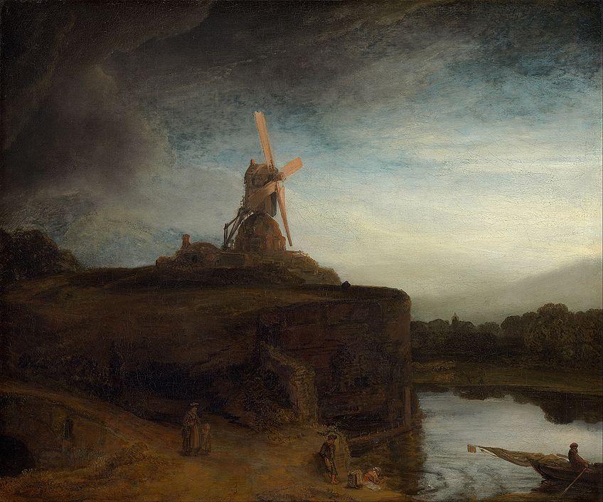 Andere Rembrandt Bilder