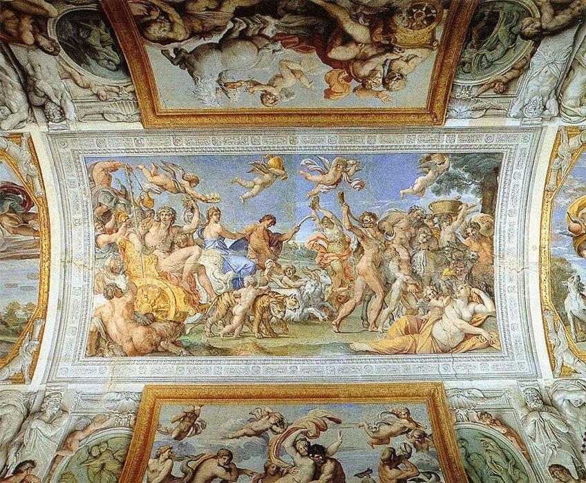 Barock Fresken