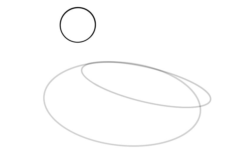 Ente zeichnen 03