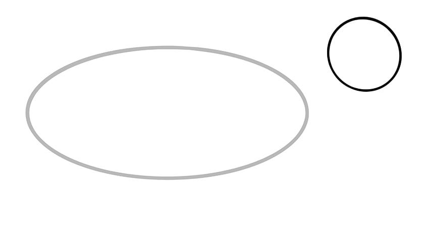Esel zeichnen 02