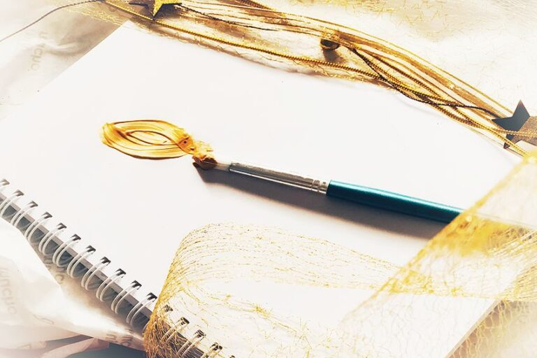 Farbe Gold – Gold mischen und die schönsten Goldtöne
