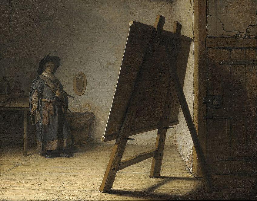 Fruehe Rembrandt Bilder