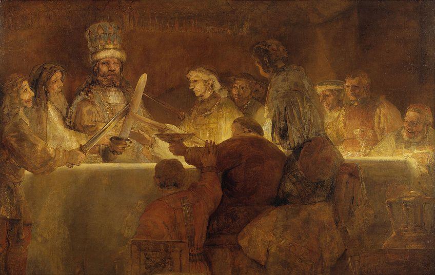 Licht Rembrandt Bilder