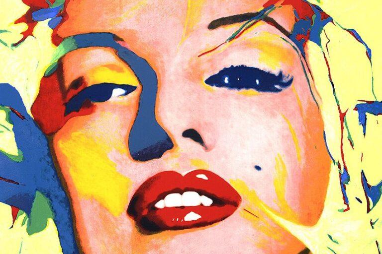 Pop Art – Die Geschichte und Analyse der farbenfrohen Pop Art Bewegung