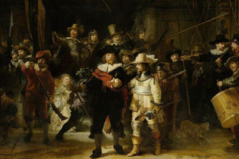 Rembrandt van Rijn – Zu Besuch in der einflussreichen Rembrandt-Zeit