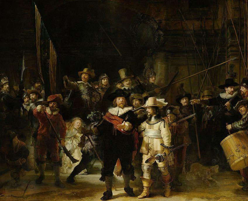 Rembrandt van Rijn Bilder