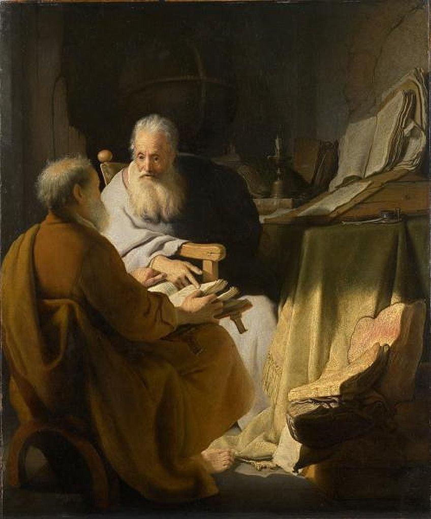 Rembrandt van Rijn Werke