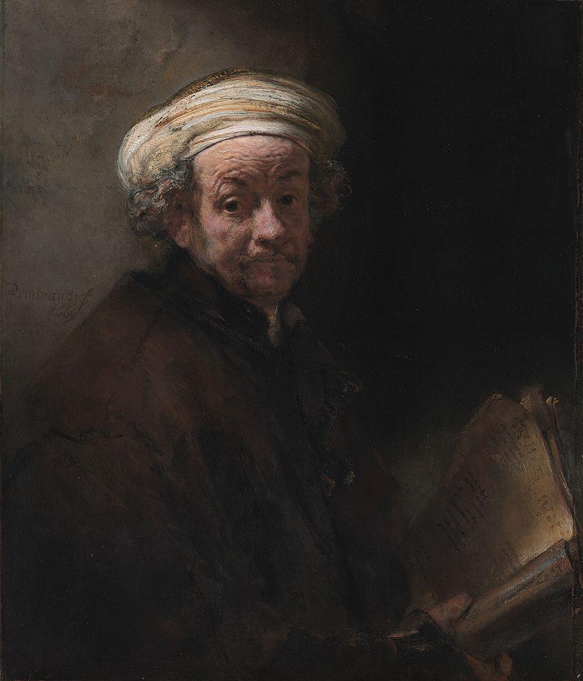 Rembrandts Biographie