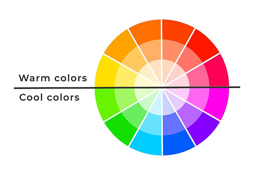 gold farbtheorie