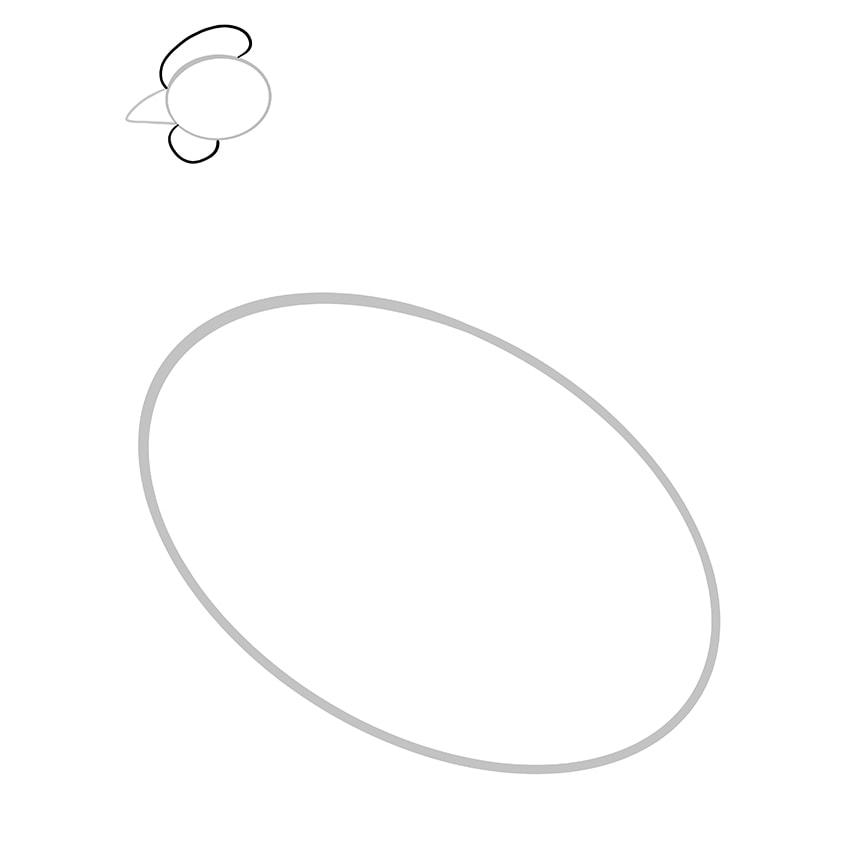 huhn zeichnen 04