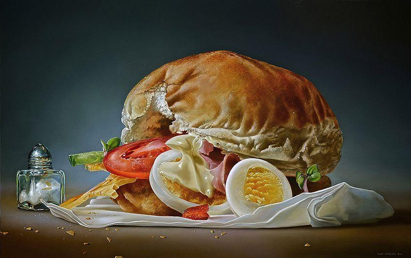 hyperrealismus malerei