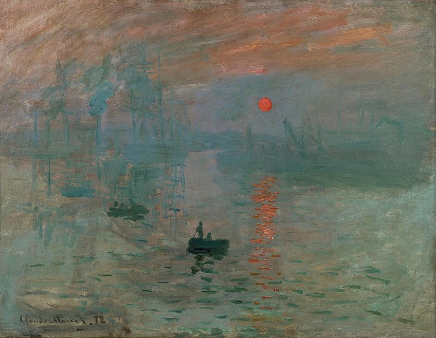 impressionismus moderne