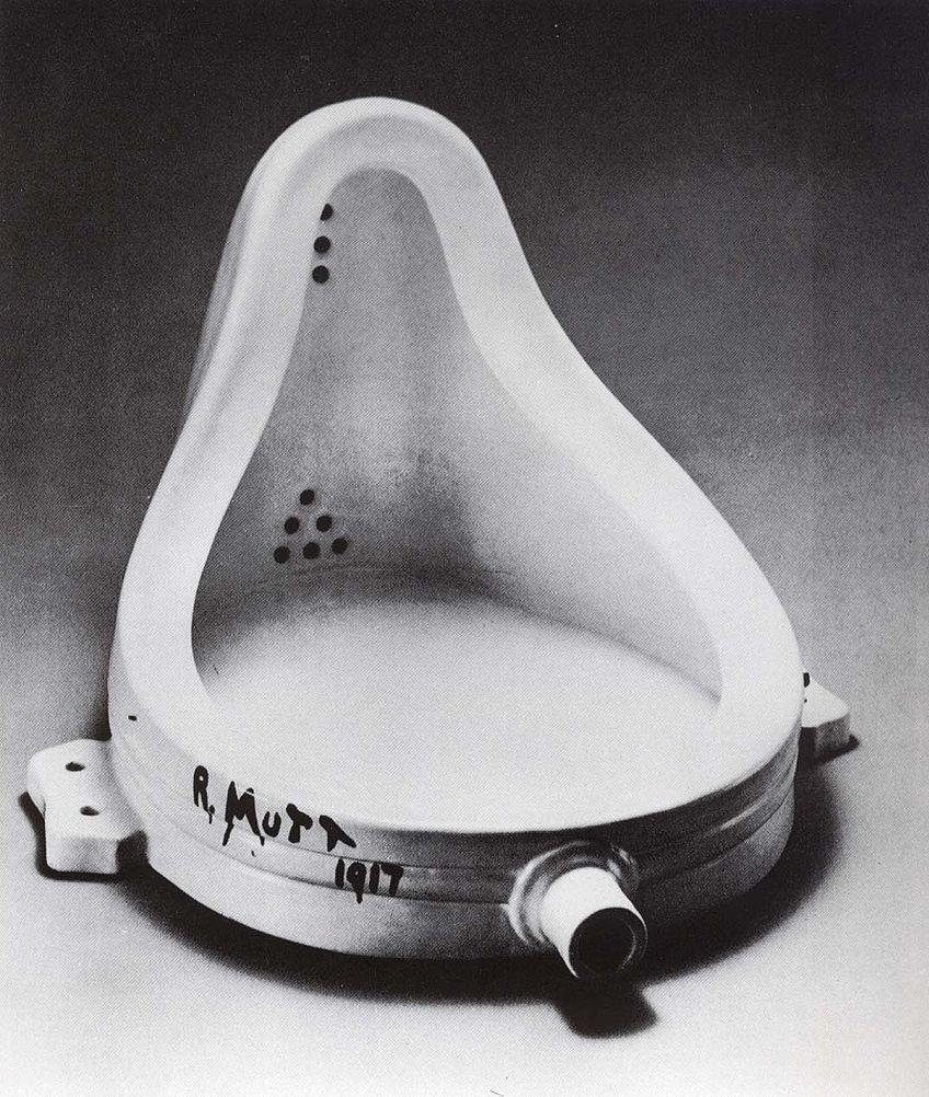 umstrittene moderne kunst