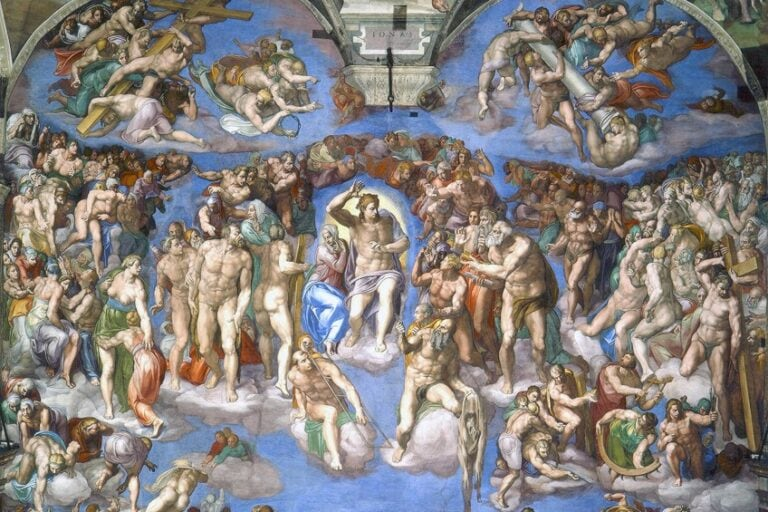 Das jüngste Gericht Michelangelo – Alle Facts und Hintergründe